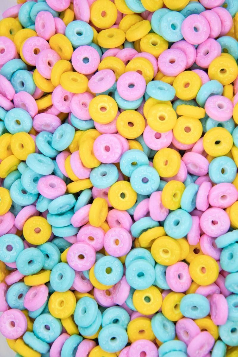 Donut Sprinkles | Shop Donut Candy Sprinkles, Candy Doughnut Shapes