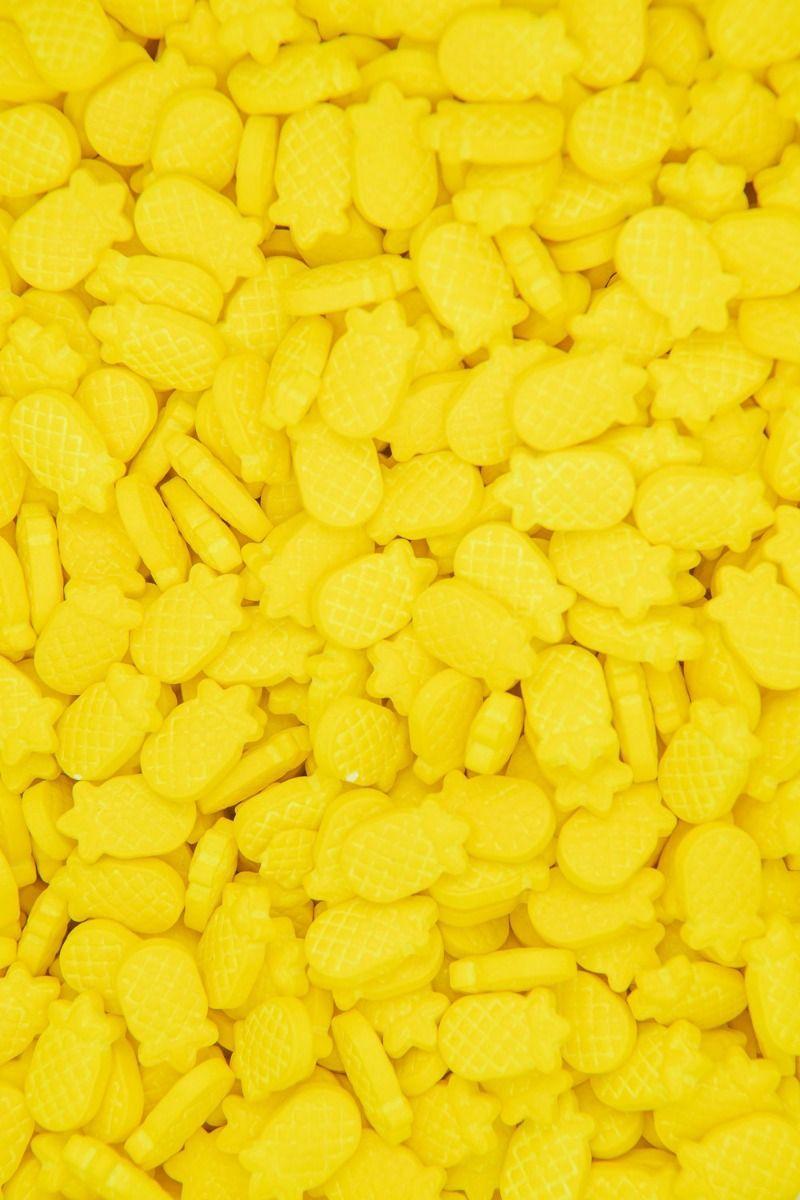 Pineapple Sprinkles  Shop Pineapple Candy Sprinkles, Tropical Sprinkles