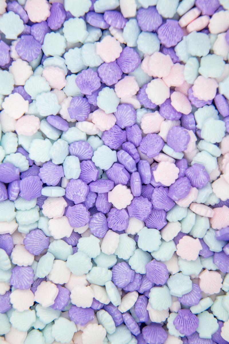 Seashell Sprinkles   Shop Sea Shell Candy Sprinkles   Sea Sprinkles