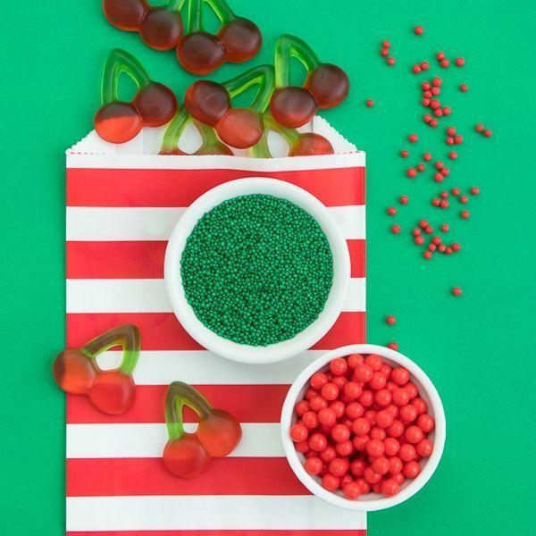 Cherry Party Sprinkles - Fruit Party Sprinkles