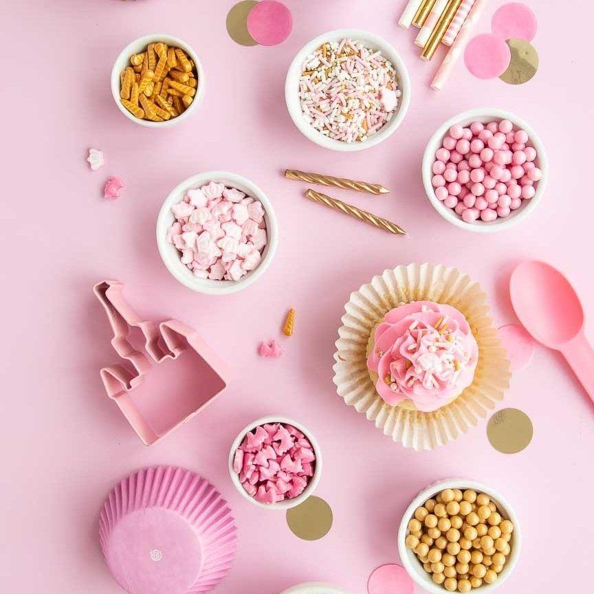 Princess Sprinkles - Crown Jewels Sprinkle Mix