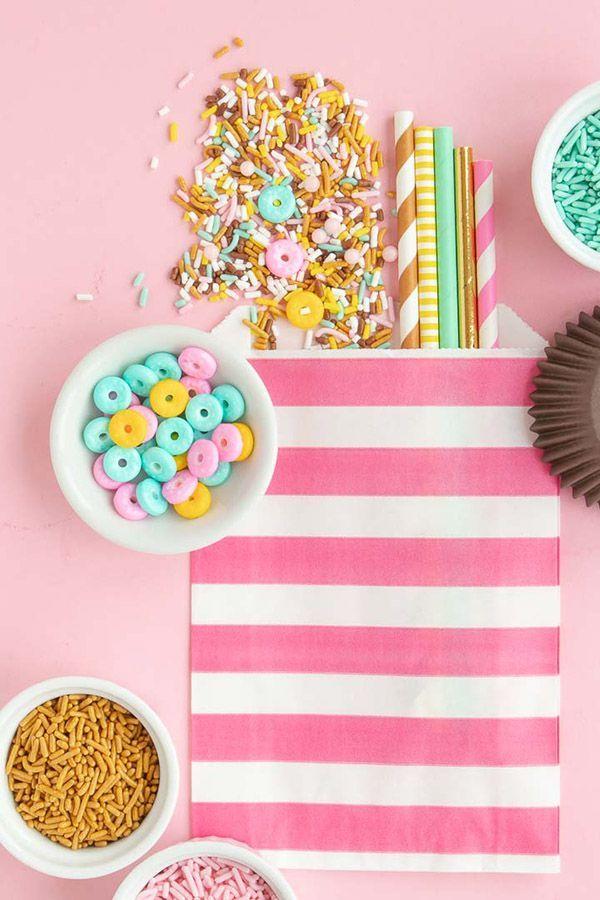 Donut Party Sprinkles - Baker's Dozen Sprinkle Mix