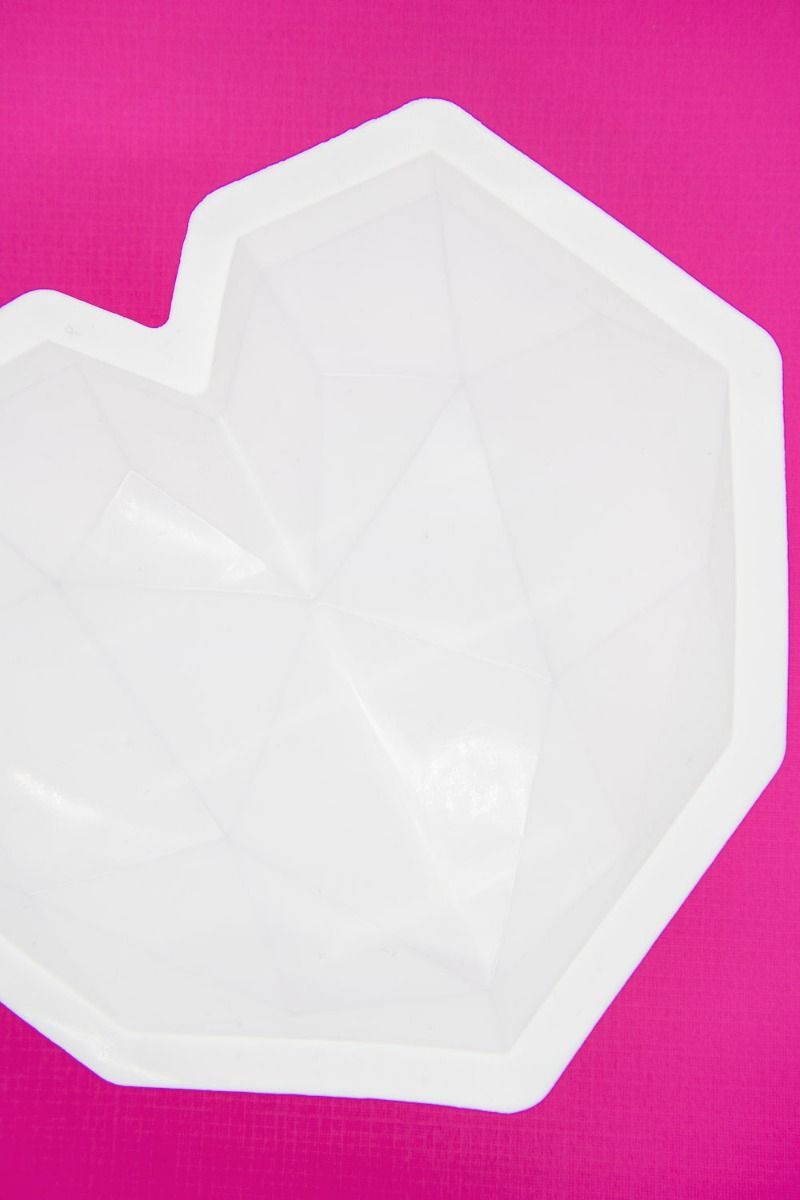 Breakable Heart Mold |  Smashable Heart Chocolate Mold for Valentine's Day