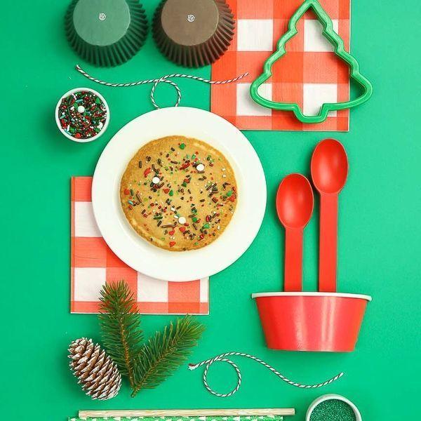 Lumberjack Sprinkle Pancakes - Breakfast Ideas