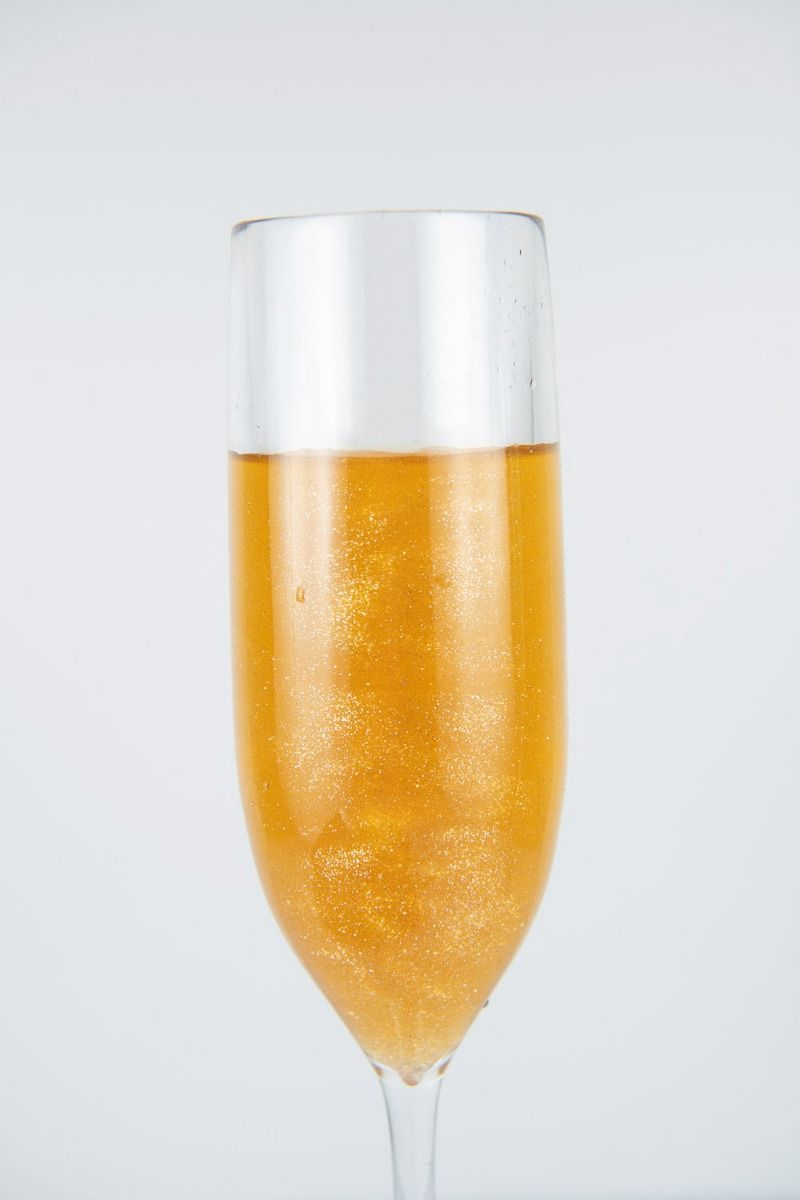 Bronze Edible Glitter | Sienna Luxe Edible Glitter for Drinks & Cakes