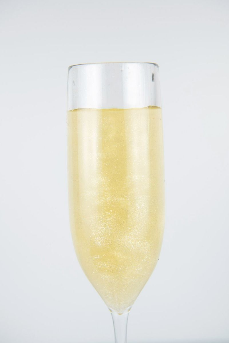 Gold Edible Glitter   Glamour Luxe Edible Glitter for Drinks & Cakes