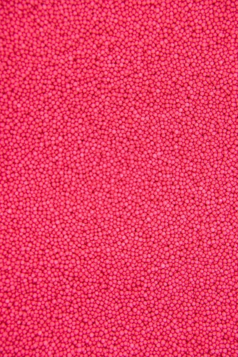Pink Nonpareil Sprinkles | Bulk Pink Nonpareils | Sweets & Treats
