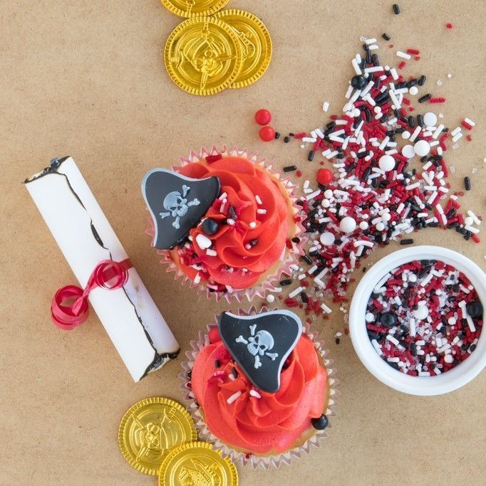 Pirate Party Sprinkle Mix- Pirate Party