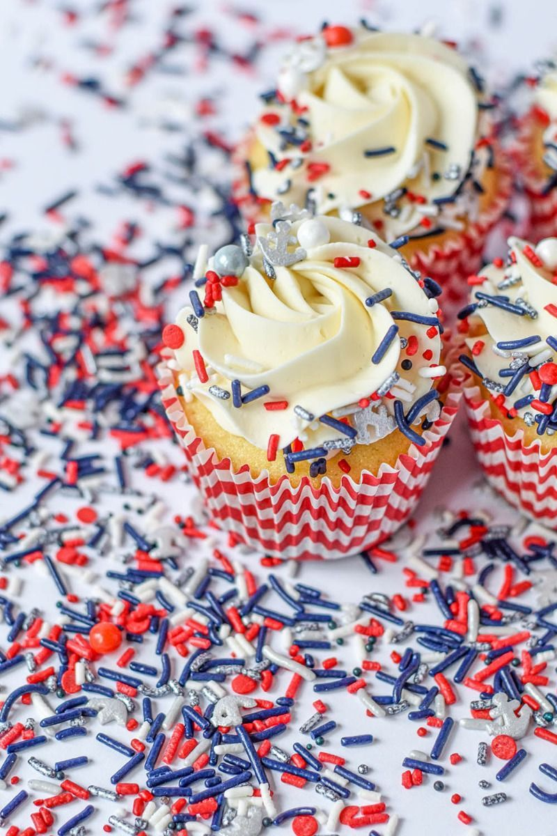 Nautical Sprinkles Mix | Anchor Inspired Sprinkle Mix | Sweets & Treats