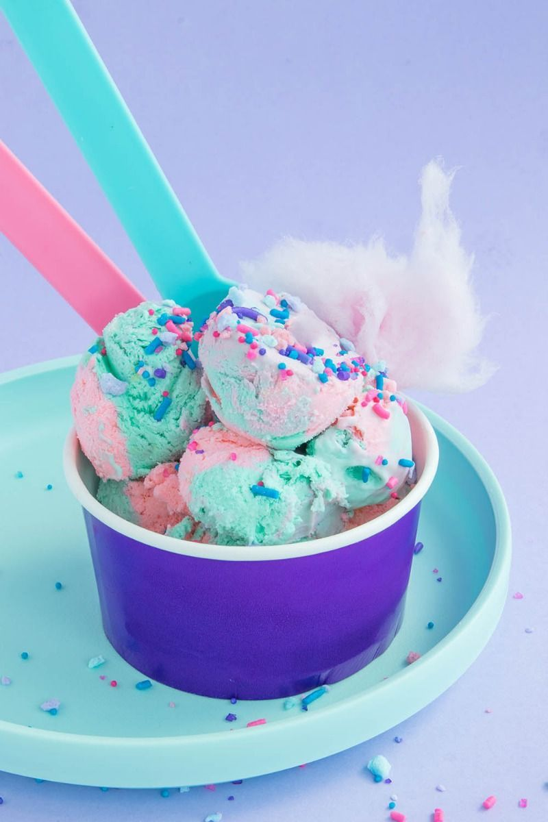 Cotton Candy Sprinkles Mix | Shop Cotton Candy Party Sprinkle Medley, Edible Blend