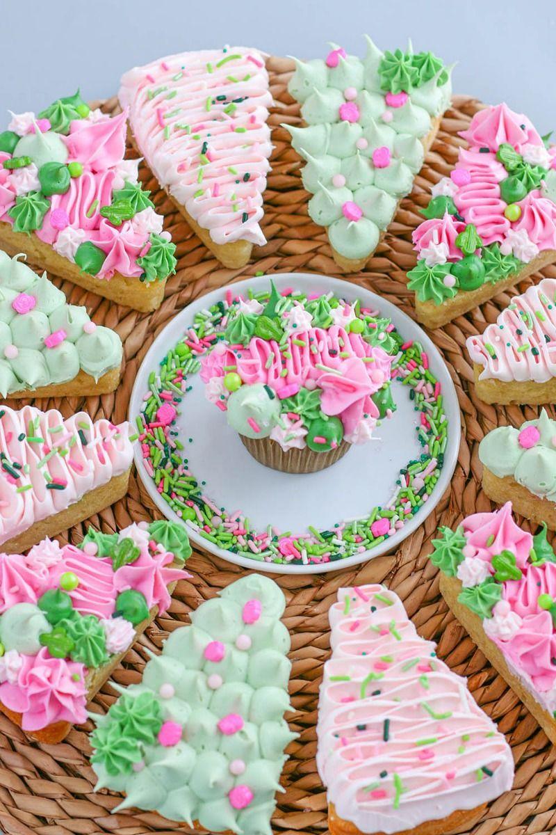 Cactus Party Sprinkles - Cinco De Mayo Sprinkles - Desert Rose Sprinkle Mix