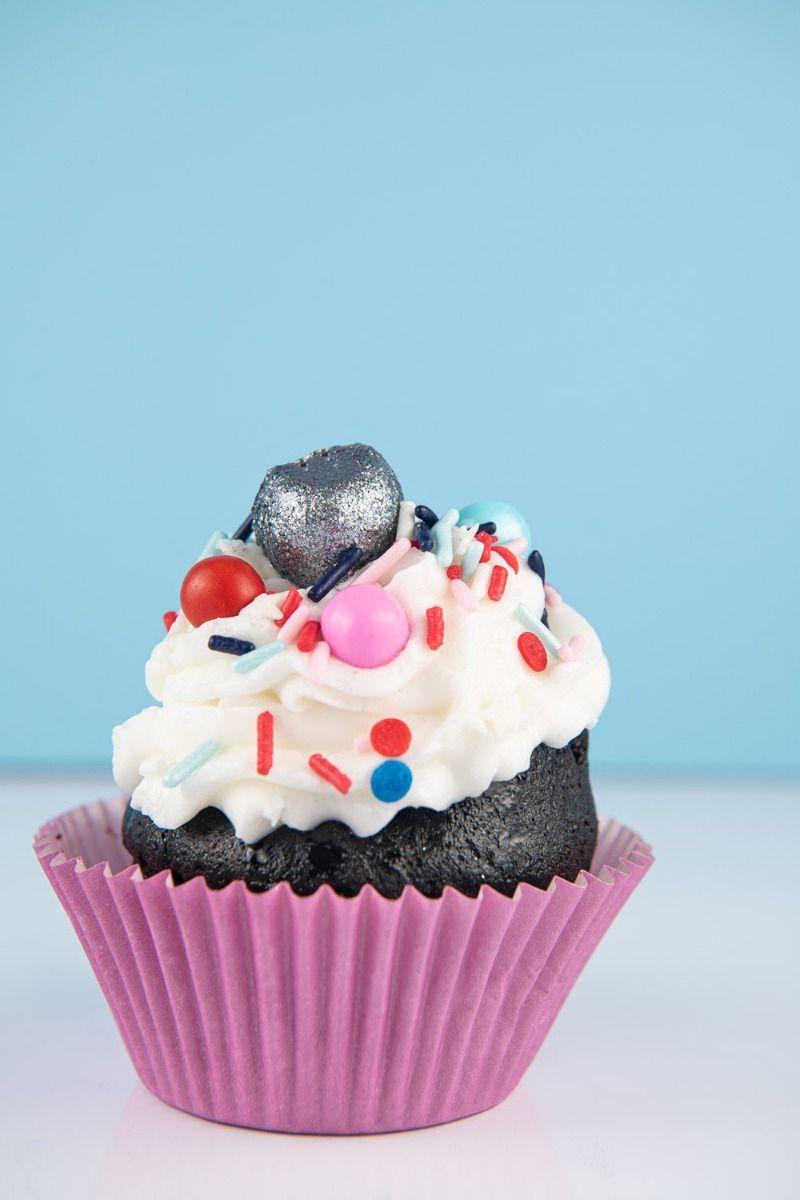 US Yay Patriotic Sprinkles Mix | Modern 4th of July Party Sprinkle Medley, Pink, Red, White, & Blue Sprinkles