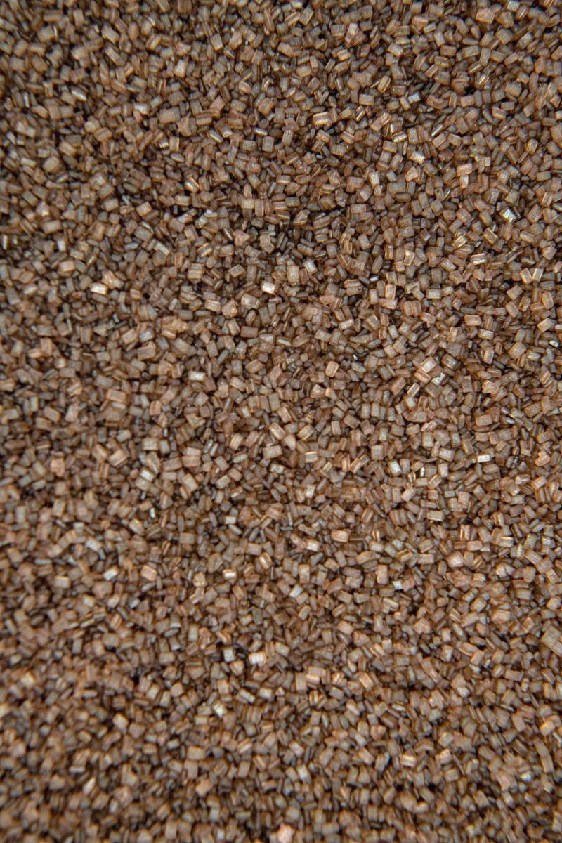Brown Sugar Crystals Sprinkles | Brown Chunky, Sparkling Sugars