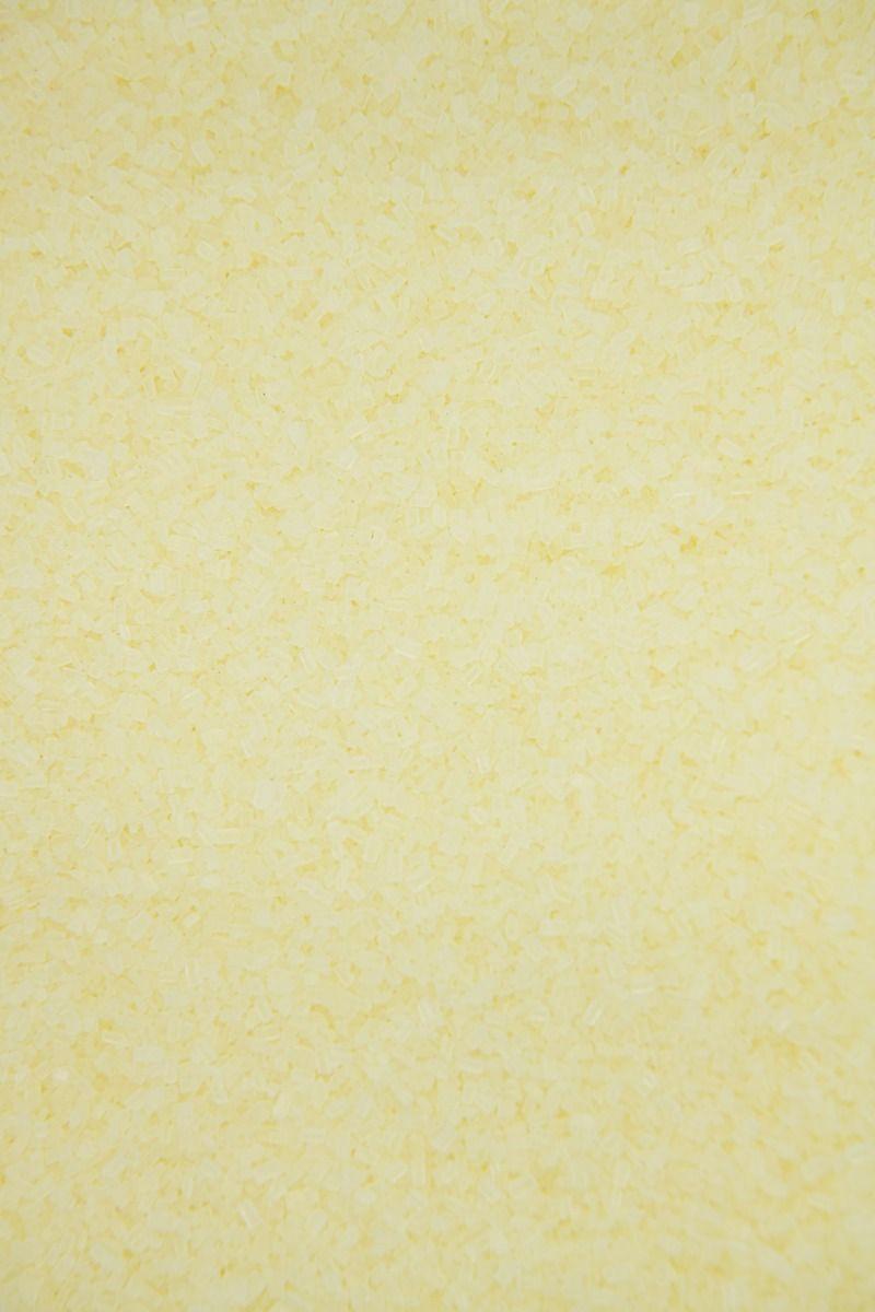 Light Yellow Sugar Crystals Sprinkles   Pastel Yellow Chunky, Sparkling Sugars