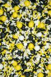 Black & Yellow Sprinkles Mix | Bumble Bee Hive Sprinkle Medley, Edible Blend