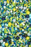 Science Party Sprinkles Mix   Chemistry 101 Sprinkle Medley, Edible Blend