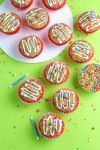 Primary Rainbow Sprinkles | Back to School, Carnival, Circus, Sprinkle Mixes