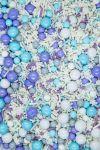 Winter Frozen Sprinkles Mix | Snow Queen Sprinkle Medley, Edible Blend