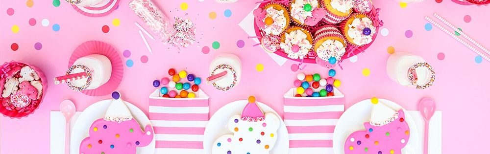 Circus Cookie Party Supplies